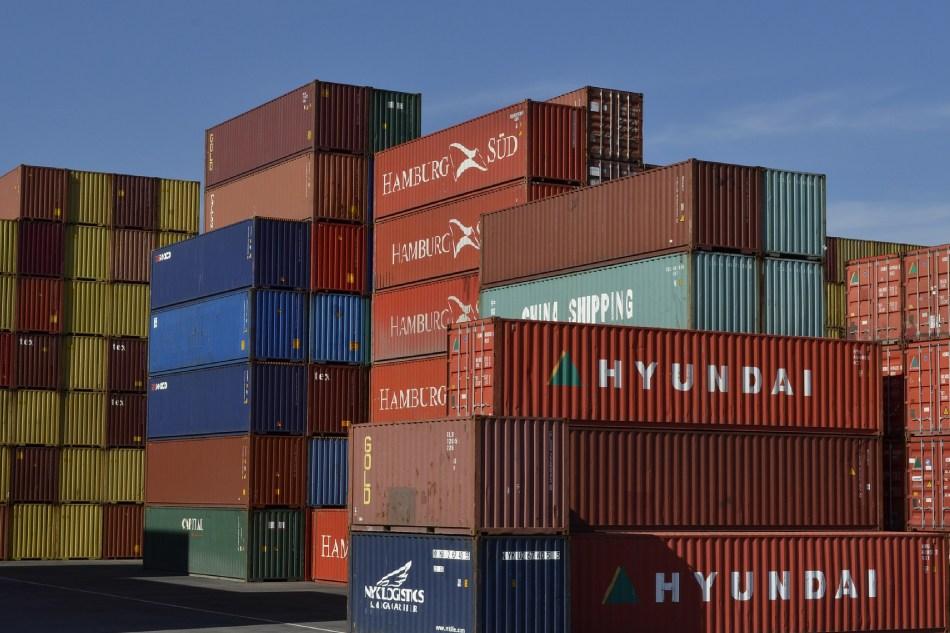 containers no porto
