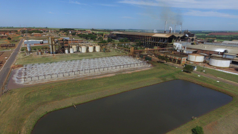 Grupo vai reduzir e reutilizar água em processos industriais