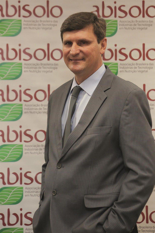 Clorialdo Roberto Levrero, presidente do Conselho Deliberativo