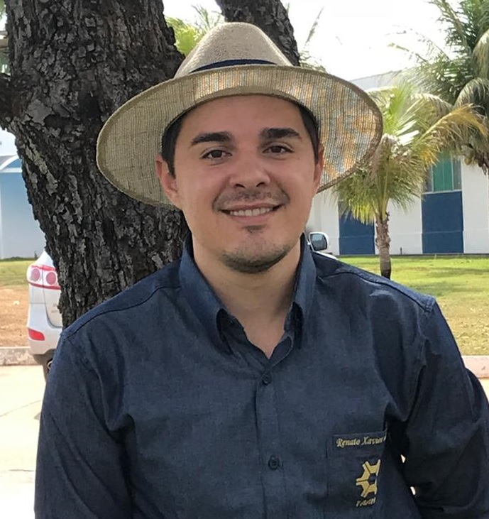 Renato Xavier - Eng. Agrônomo - Coordenador de Sucesso do Cliente da Checkplant/Farmbox