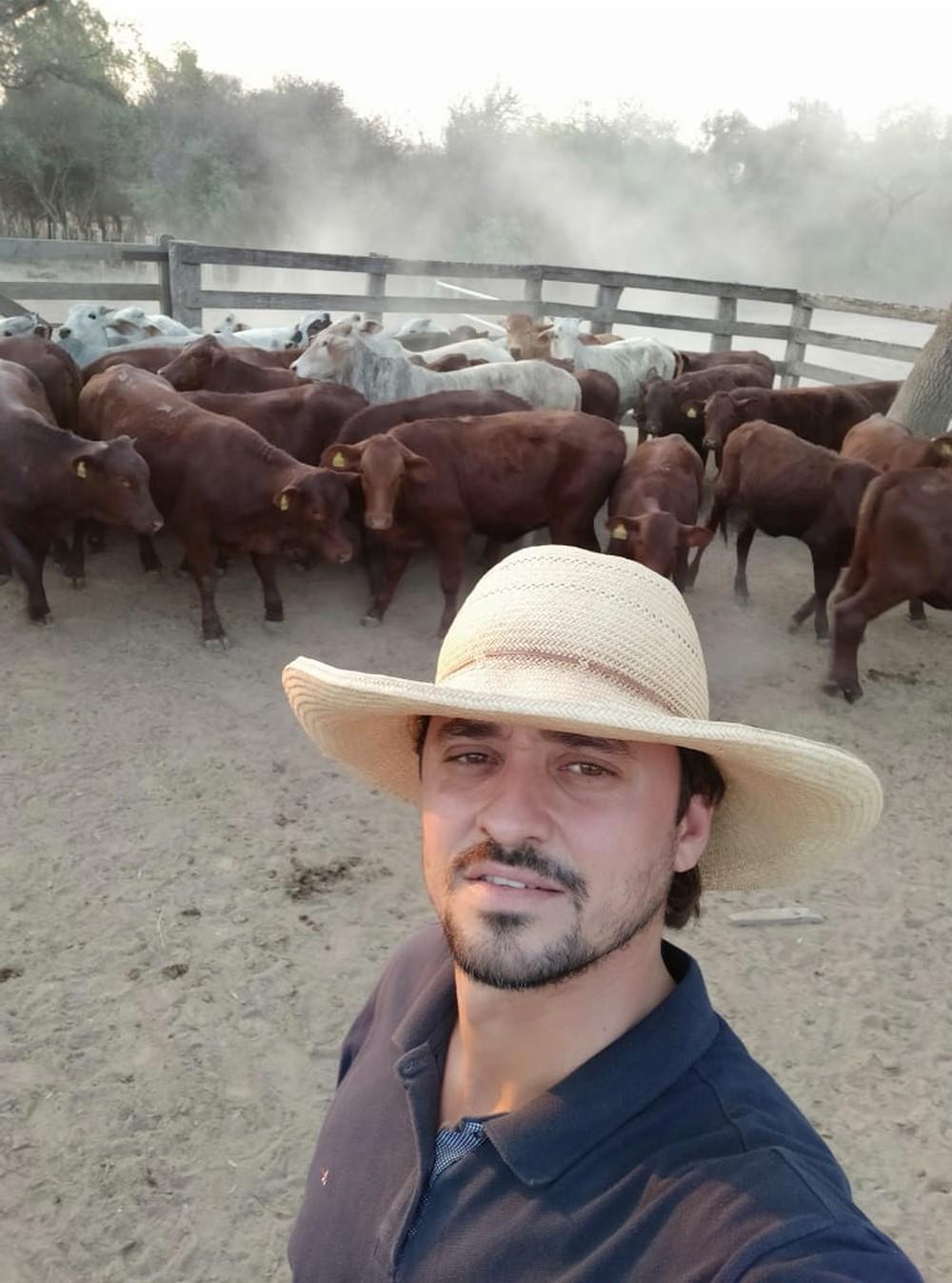 fael cordeiro - fazenda no mato grosso do sul