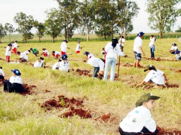 corredor ecológico existente na região da Tríplice Fronteira Brasil-Paraguai-Argentina
