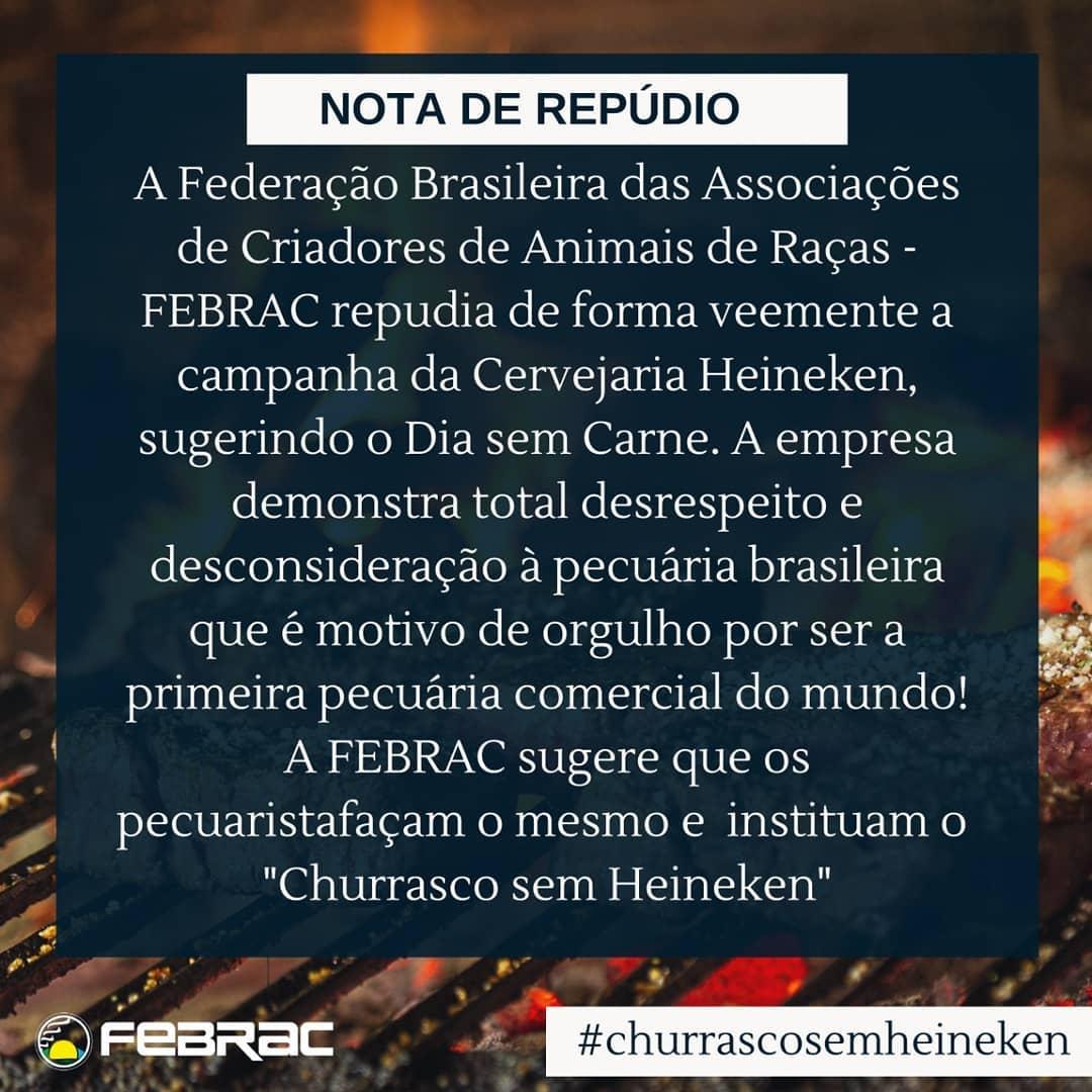Federação Brasileira das Associações de Criadores de Animais de Raça.