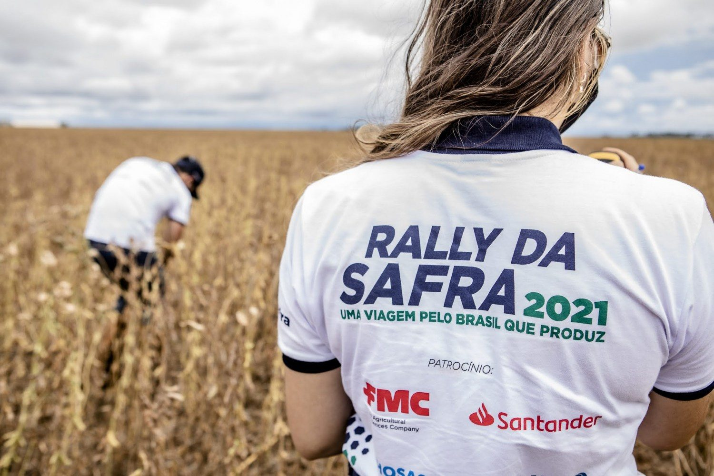Recorde! Safra brasileira de soja chega a 137,1 milhões de toneladas