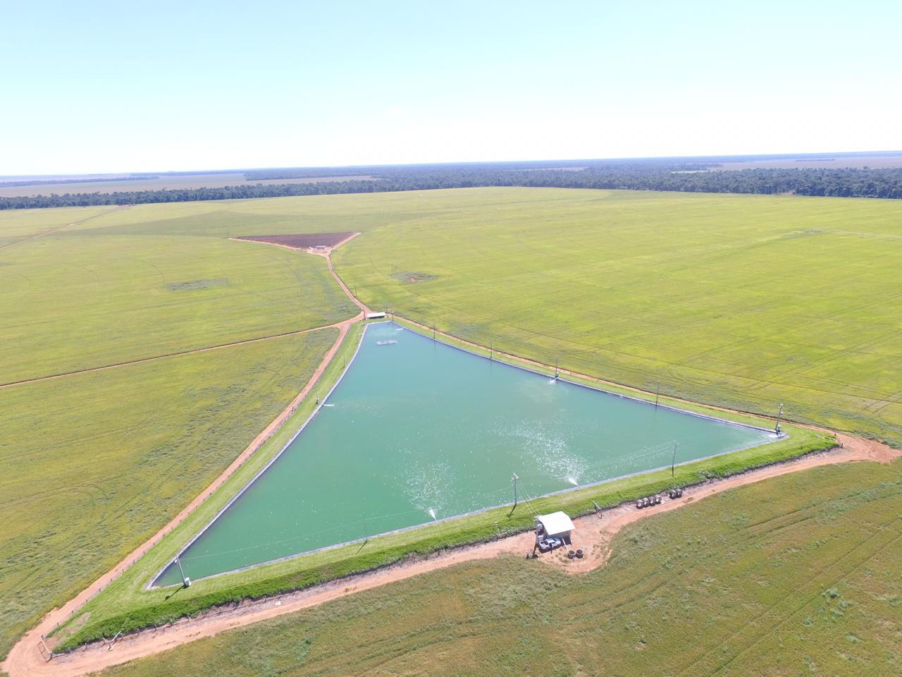 Crise hídrica acende sinal de alerta no campo